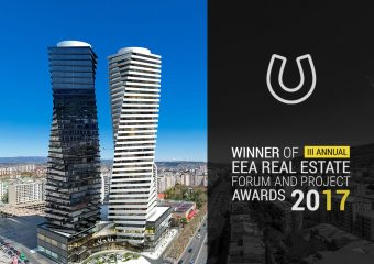 Axis Towers – the best multifunctional project of the year