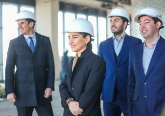 "Mariam Kvrivishvili: ""Hotel Pullman, located in Axis Towers, is one of the most important factors for promotion of development of tourism  in the country"""